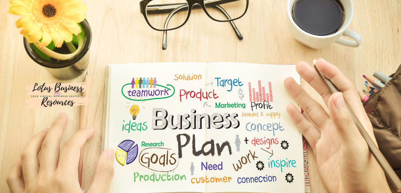 LOTUS BUSINESS RESOURCES HOMEPAGE GRAPHIC