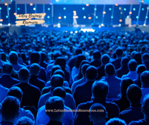 some business owners feel that in-person conferences or networking conference events are no longer a valuable way to grow their business. The truth is, human-to-human meetings are more valuable than ever